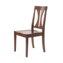 Artista Home Allora Kayu Dining Chairs - Caramel