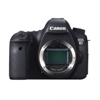 Canon EOS 6D Body built-in Wifi and GPS