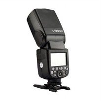 Godox Ving V860II-C E-TTL II Wireless HSS Flash Speedlite for Nikon [2.4G/Li-ion]