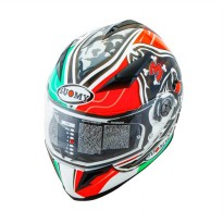 SUOMY HALO MAX BIAGGI REP Helm Full Face