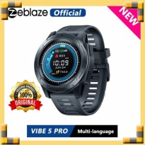 Zeblaze Vibe 5 Pro Touch Screen Heart Rate IPS Smartwatch