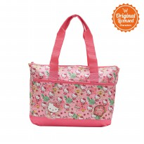 Tote Bag Hello Kitty Pink
