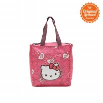Satchel Small Bag Hello Kitty Pink
