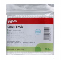 Pigeon Cotton Swabs (Isi 100)