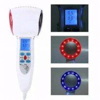 alat setrika wajah hammer hot and cold LCD control