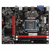 (Termurah) Motherboard Colorful C.H61U plus V29 LGA1155, Intel H61,DDR3