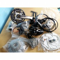 Group set Shimano SLX 10 Speed
