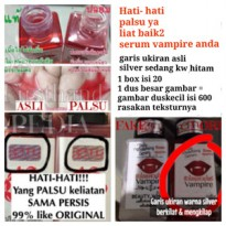 30 ml SERUM VAMPIRE ORIGINAL THAILAND