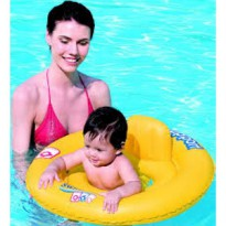 (Dijamin) PELAMPUNG DOUBLE RING BABY CARE SEAT