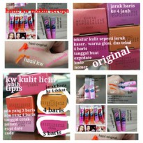 READY Monomola TATO BIBIR WOW ORIGINAL KOREA Plus masker