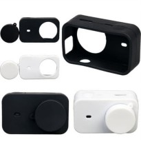 Xiaomi Mijia Action Camera Silicone Cash Cover Lens Cap Rubber