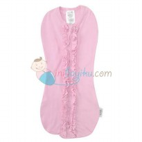 Summer Swaddle Pure Love Size Newborn ( 2.5 - 4.5 kg) Color Pink