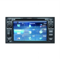 Caska Double Din Head Unit for Toyota Innova or Fortuner