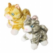 Istana Kado Boneka Kucing Cleo Cat 10'