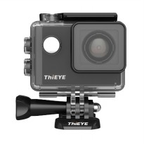 Thieye i60 FHD Action Camera with image stabilizer - Black [12 MP]