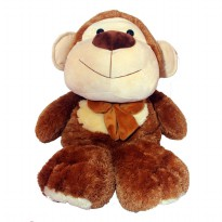 Istana Kado Boneka Binatang Floppy Duti Monkey Animal 36'