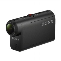Sony HDR-AS50 Full HD Action Cam - Hitam + Free Micro SD 8GB + Monopod Fotopro