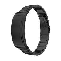 [poledit] For Samsung Gear Fit 2 SM-R360, Lucoo Luxury Stainless Steel Bracelet Sporting G/14297424