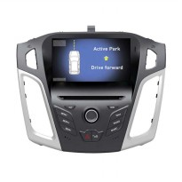 MOBILETECH Original Headunit Double Din for Ford Focus [8 Inch]