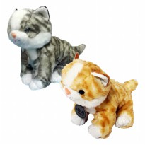 Istana Kado Boneka Binatang Kucing Sitting Cat Mio Animal 10'
