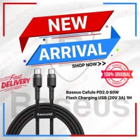Kabel Data Type-C to Type-C Baseus PD 2.0 60W Fast Charge (20V 3A) 1M