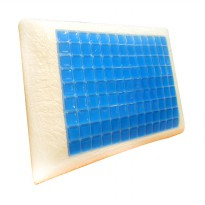 Dunlopillo Memory Foam Squre Gel With Cover