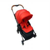 Cocolatte 140 BNS Series Quincy Ruby Kereta Dorong Bayi - Red