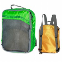 Tas Clothing Pack Avtech - Tas Travel Utility Bag Hijau