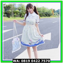 (Mini Dress) COSTUME LOLITA 14 CREAM
