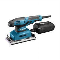 Makita Sheet Orbital Sander BO 3711 Blue Mesin Amplas