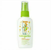Babyganics Natural Insect Repellent 59ml