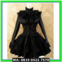 (Mini Dress) COSTUME LOLITA 13