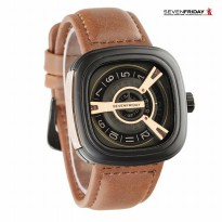 SevenFriday Jam Tangan Pria Fashion Tali Kulit