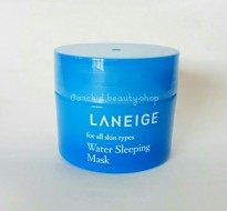 LANEIGE WATER SLEEPING MASK 15ML - MASKER LANEIGE travel/sample size