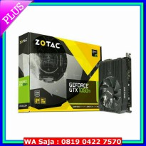 [Ready] Zotac GeForce GTX 1050 Ti 4GB DDR5 - Single Fan