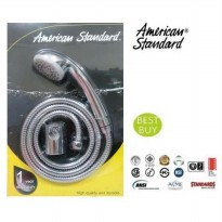 BEST BUY! American Standrad Hand Shower Set E097 Function - F000E097 CHROME