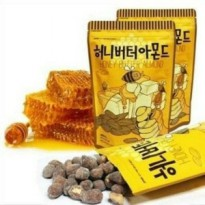 Honey butter almond 210gr