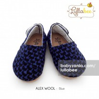 Lullabee Alex - Wool Blue