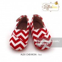 Lullabee Alex - Chevron Red