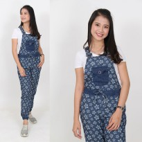 overall  jumpsuit terusan baju monyet adore