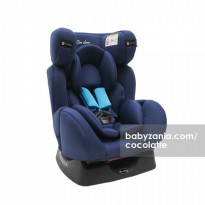 Cocolatte Car Seat CL 858 with Air Protection - Nautical Blue