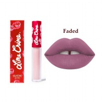 LIME CRIME VELVETINES LIQUID MATTE LIPSTICK COLOUR FADED