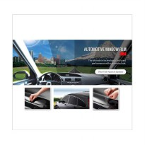 3M Autofilm Eco Black for Medium Car