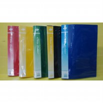 Clear Holder Folio 60 Lembar | Display Book 60 Lembar