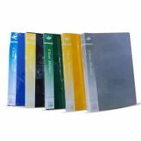 Clear Holder Folio 40 Lembar | Display Book 40 Lembar