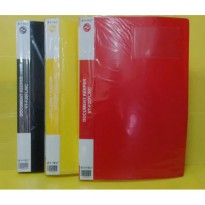 Clear Holder Folio 20 Lembar | Display Book Folio 20 Lembar Murah