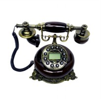 Ohome Professional Furniture AN-329A-T054 Antique Phone