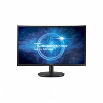 (Termurah) Monitor LCD LED Gaming Monitor Samsung Curved 20 Inch LC20FG70FQE