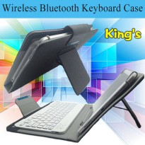 [globalbuy] 10.1 inch Bluetooth Keyboard Case Cover For Samsung Galaxy Tab 2 P5110 P5113 P/3081177