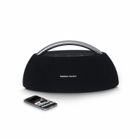Harman Kardon Go + Play Mini Bluetooth Speaker - Hitam